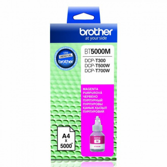 Brother BT-5000 (BT5000M) - patron, magenta (magenta)