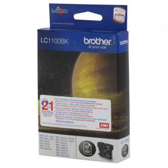 Brother LC-1100 (LC1100BK) - patron, black (fekete)
