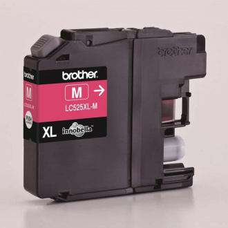 Brother LC-525-XL (LC525XLM) - patron, magenta (magenta)