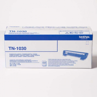 TN-1030 (TN1030) - Brother toner, black (fekete)