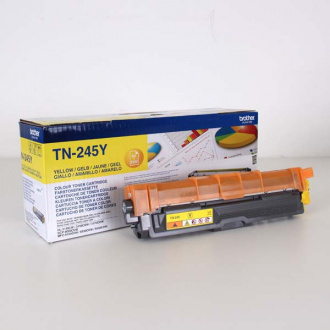 TN-245 (TN245Y) - Brother toner, yellow (sárga)