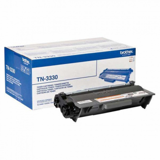 Brother TN-3330 (TN3330) - toner, black (fekete)