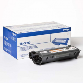 Brother TN-3390 (TN3390) - toner, black (fekete)