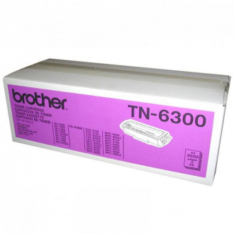 Brother TN-6300 (TN6300) - toner, black (fekete)