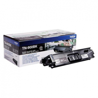 Brother TN-900 (TN900BK) - toner, black (fekete)
