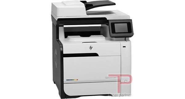 HP COLOR LASERJET PROM475NW