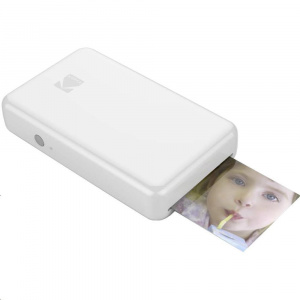 Kodak Photoprinter Mini 2 White L